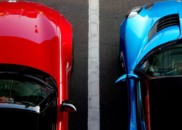 El color de tu coche dice sobre ti más de lo que piensas