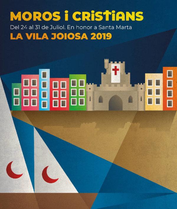 Horario Eurovial Villajoyosa en las fiestas patronales 2019